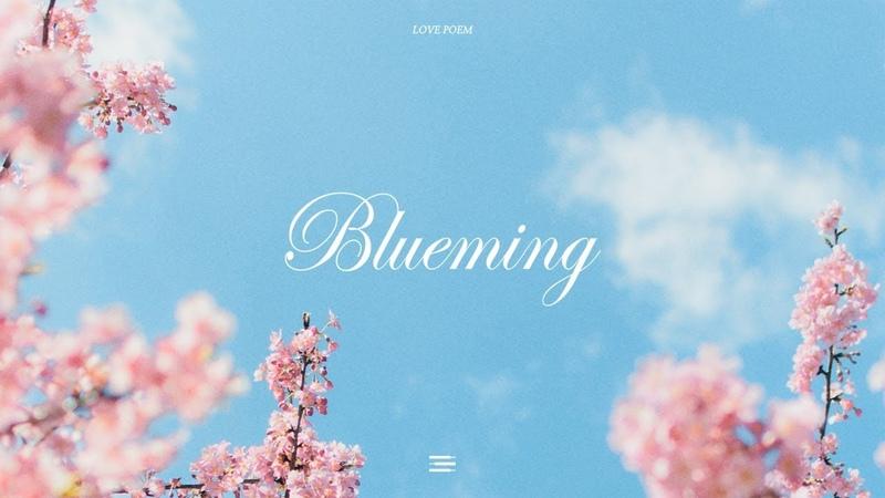 아이유 IU Blueming Piano Cover