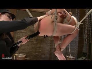 связали и пытали Katie Summers Hogtied slave milf master Bondage [BDSM, Domination. porno, Sex, hard, rough, бдсм, секс, жестко]