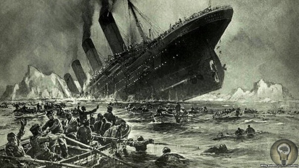 Откуда пошла традиция спасать первыми с тонущего корабля женщин и детей.