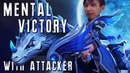 MENTAL VICTORY with !Attacker (SingSing Dota 2 Highlights 1447)