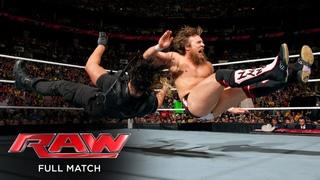 FULL MATCH - John Cena & Team Hell No vs. The Shield: Raw, April 29, 2013