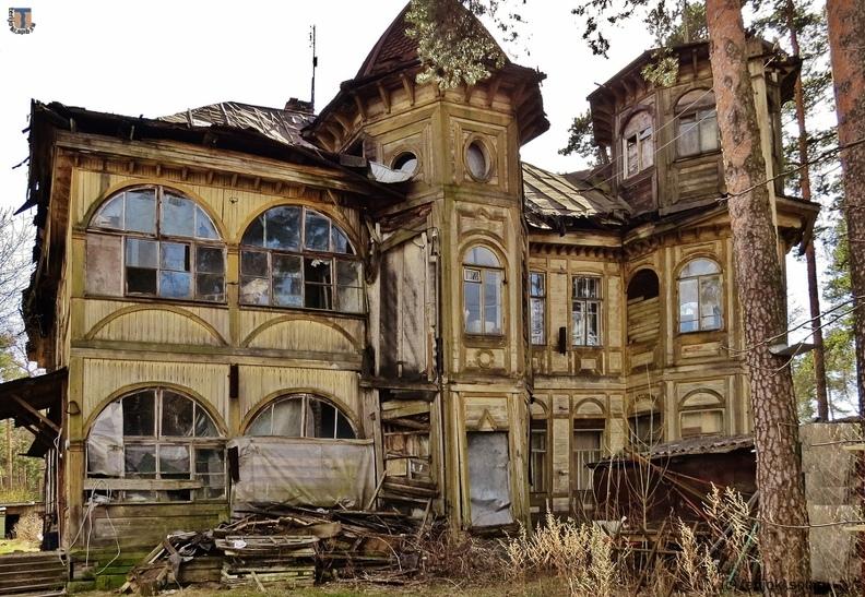Легендарные дачи Сестрорецка, изображение №2