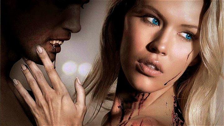 Объятия вампира ужасы 2013