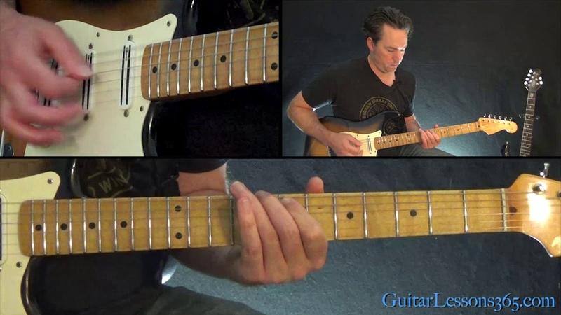 Fell on Black Days Guitar Lesson Soundgarden