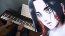 Attack on Titan S3 E10 OST - The Founding Titan Piano Strings Cover | Sheets Midi