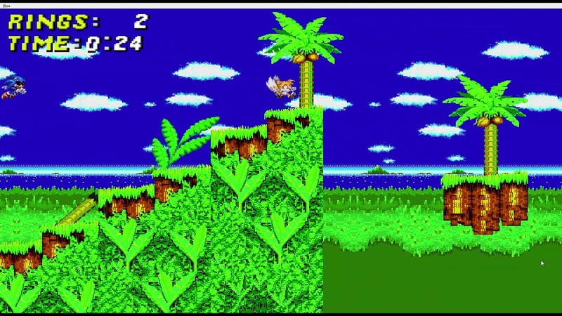 Exe-games. Sonic Terrible Consequences Remastered