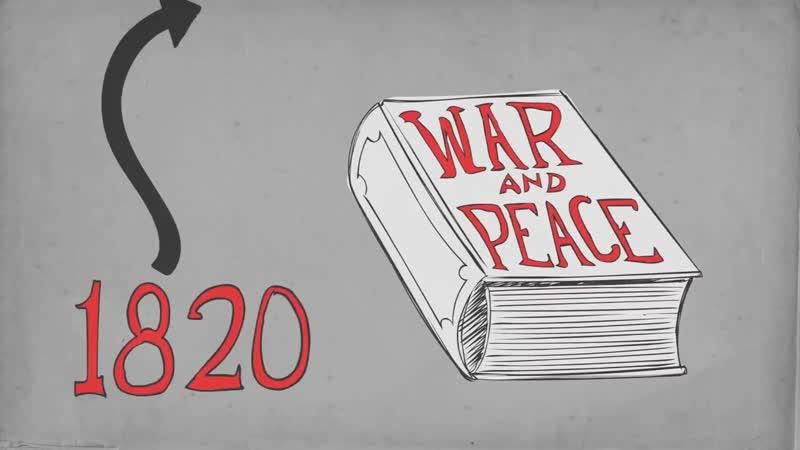 Почему Вы должны прочитать Войну и Мир Ted Ed