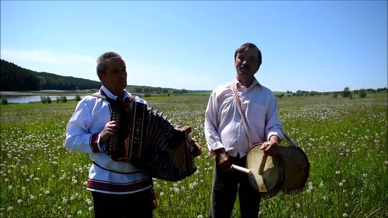 Юрий Селюнин и Пётр Пайметов с Буйское
