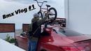 Artık Youtube'dayım ! Bora Altıntaş Bmx Vlog 1 ( Deliler gibi sürdük )