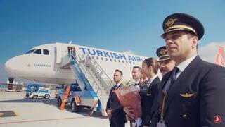 104 Bu Sefer, Zafer Uğruna Uçtuk! - Türk Hava Yolları