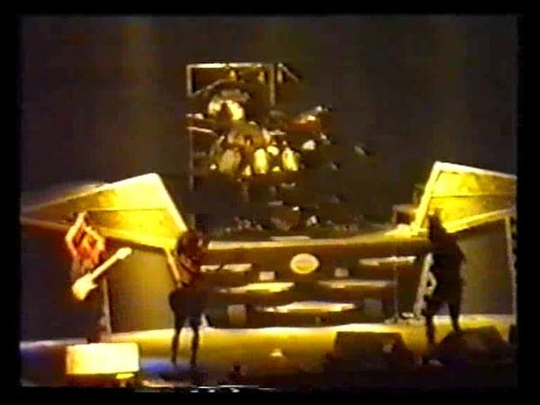 Iron Maiden Brussels 28 11 1986