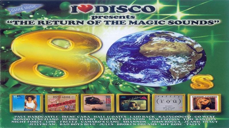 I Love Disco 80's Vol 8 Disco 2