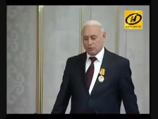 Лукашенко  про Дагестанцев