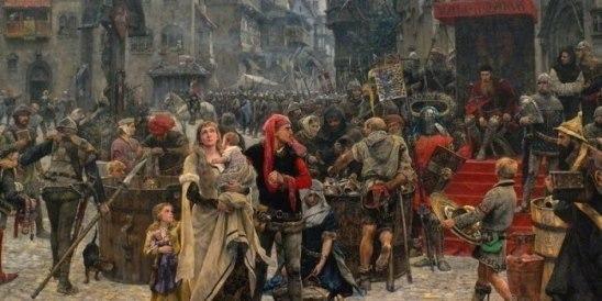 Продолжительность жизни в Средневековье Отчего-то считается, будто в Средневековье люди редко доживали до 30 лет, и в этом возрасте уже считались глубокими стариками. На самом деле это