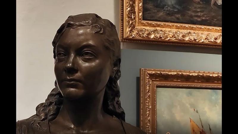 Неизвестное столетие Западноевропейское и русское искусство XIX века Продолжение онлайн открытия