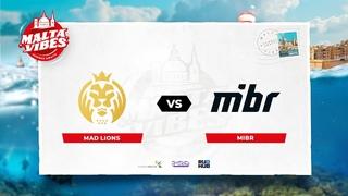 MAD Lions vs MIBR - Malta Vibes - map2 - de_vertigo [MintGod & SleepSomeWhile]