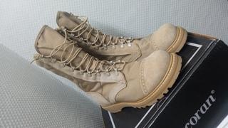 Почему армия РФ не смогла повторить? или Обзор Американских ботинок Corcoran COYOTE MARAUDER