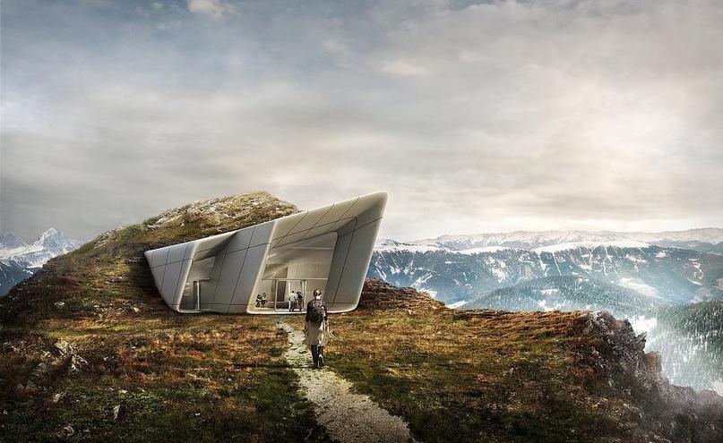 Лучше гор может быть только музей с видом на горы, изображение №4