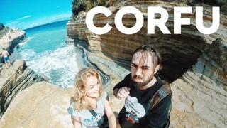 Остров Корфу за неделю, Греция