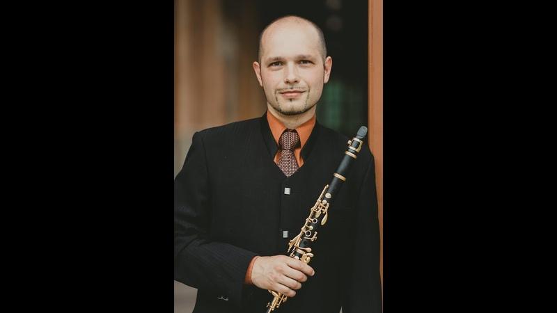 Márton Illés Psychogramm II Rettegős Kyrill Rybakov clarinet