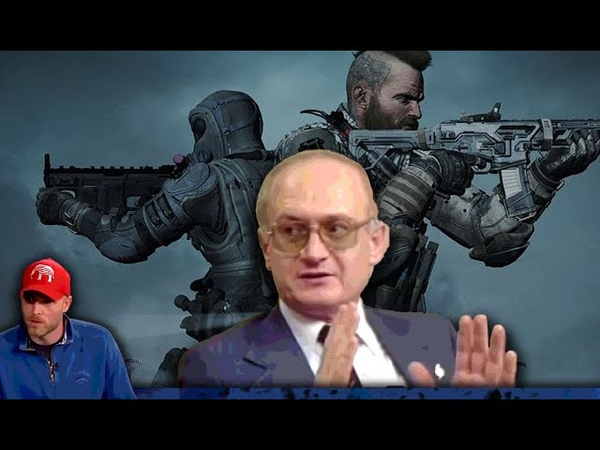 Leftists are SEETHING Over New Call of Duty Trailer - Cold War