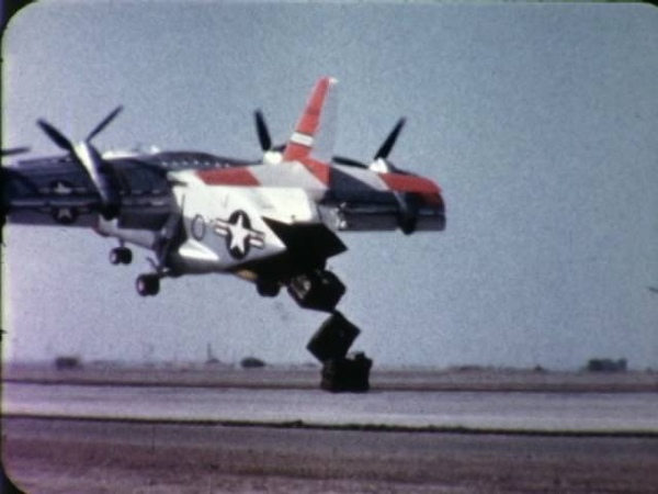 F 2567 Ling Temco Vought LTV XC 142 Operation Suitability Tests