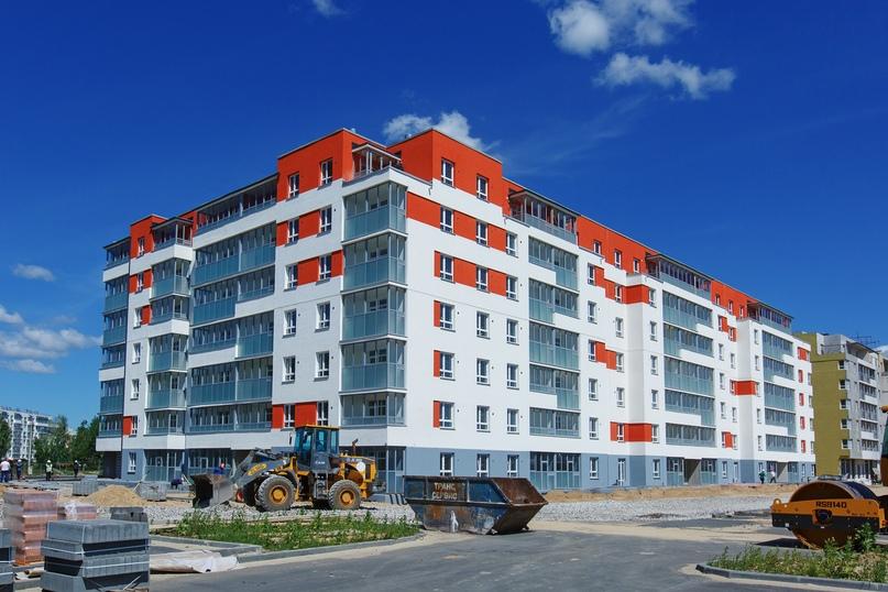 Отчет о ходе строительства ЖК «Апрель» июнь 2020, изображение №13