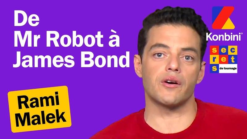 Rami Malek révèle ses secrets de tournage de James Bond à Bohemian Rhapsody Konbini