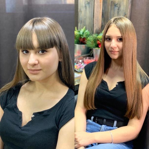 путишествия картинки нарощенная челка фото до и после тех