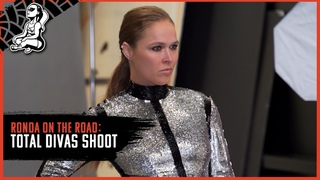 #My1 Watch Ronda Rousey's Total Divas Photo Shoot!