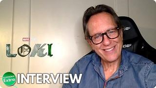 LOKI   Richard E. Grant Official Interview