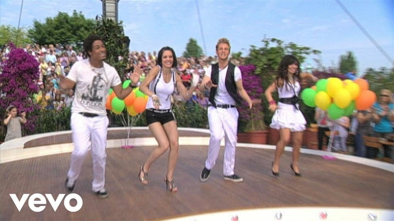 Cherona Rigga Ding Dong Song ZDF Fernsehgarten 14 6 2009 VOD