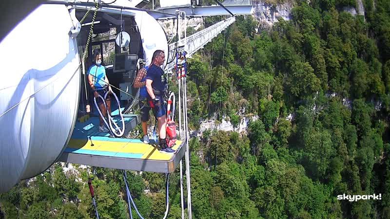 Skypark Сочи Банжи 2020 2