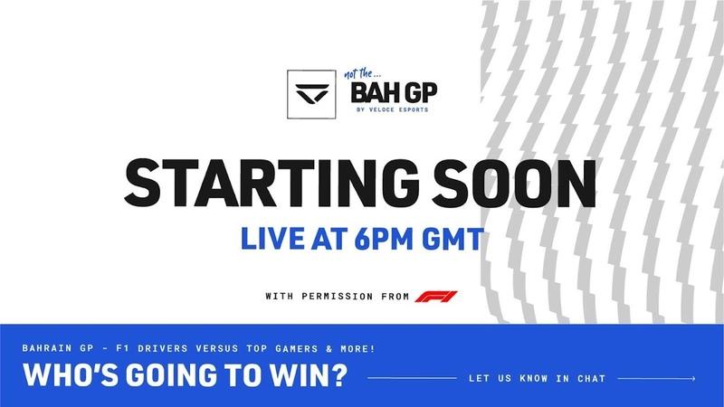 Формула1 * Виртуальная гонка Не Гран при Бахрейна