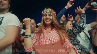 Afrika Bambaataa - Feel the vibe -1996 ( ReMix)