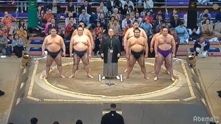Sumo LIVE Stream - Aki 2020 - Day 4