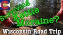 2018 12 23 Road Trip Wisconsin Will I survive the ups and downs of Kettle Moraine