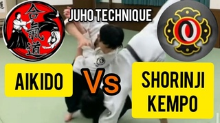 Aikido & Shorinji Kempo 少林寺拳法 I JUHO TECHNIQUE