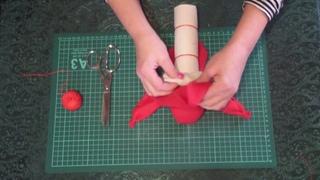 Онлайн мастер – класс по изготовлению народной куклы «Кукла Пасха»