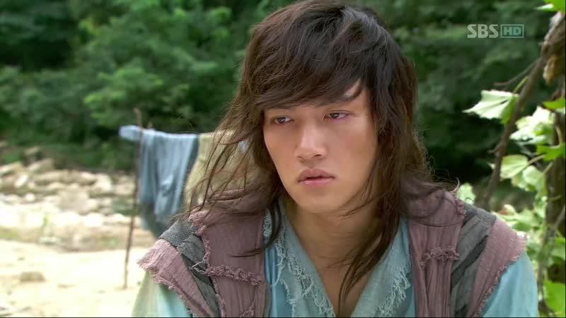 Эпизод из дорамы Воин Пэк Тон Су 13 сер Как оживить Тон Су