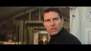 Ethan Hunt meets Julia English HD Part 1 - Mission Impossible 6 Fallout scene