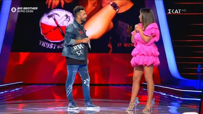 Шоу Голос Греция 2020 Имат с песней Всегда в бегах The Voice Greece Imat Hasan Always On The Run