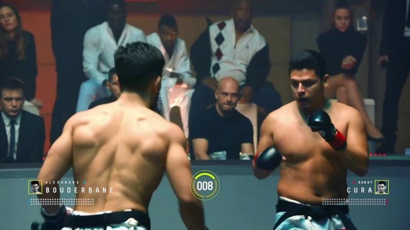 Karate Combat Genesis Fight 1 Randy Cura vs Alexandre Bouderbane