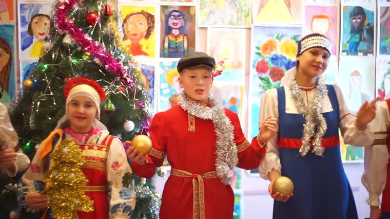 Флешмоб Новогоднее поздравление на родном языке