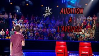 Grégory Lemarchal - Écris l'histoire | SIM The Voice Kids France 2017 | Blind Audition