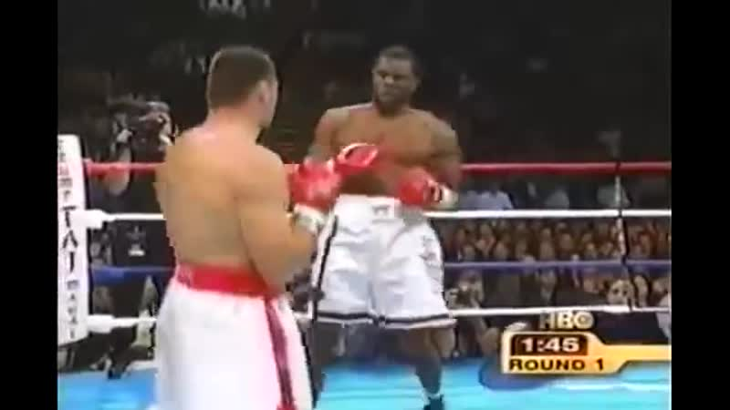 Michael Grant vs Andrew Golota HBO World Championship Boxing November 20 1999