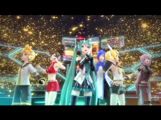 INTRO - Hatsune Miku: Project Diva