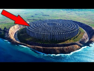 Самые загадочные и мистические строения в мире. Необычные находки археологов