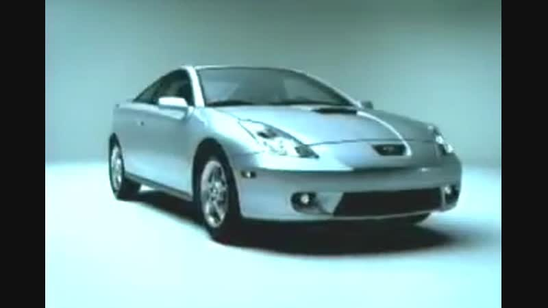 Toyota Сelica Commercial Canada