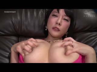 Озабоченая хентай мамочка с большими сиськами (JAV Dogma DDOB-042 Arisa Hanyu, Milf, Hentai, Japanese Mom, Ecchi, Oppai)